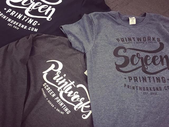 Printworks - custom apparel printing made easy.